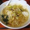 熊谷市高柳「らーめん とん太」のラータン味噌ネギ