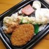 熊谷市新堀「ほっともっと弁当」ののり弁BIG