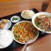 熊谷市江南中央2丁目「美味居」の四川風鶏肉ランチ