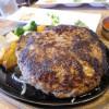 熊谷市石原「ステーキのどん」の3代目横綱ハンバーグ&お替わりハンバーグ