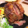 熊谷市見晴町「ビッグボーイ」のThe Rock ステーキ(450g)