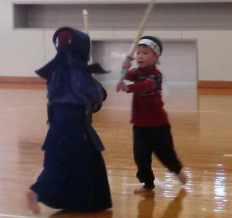 平成30年度:籠原の剣道教室「籠原剣友会」で新剣士を募集中です