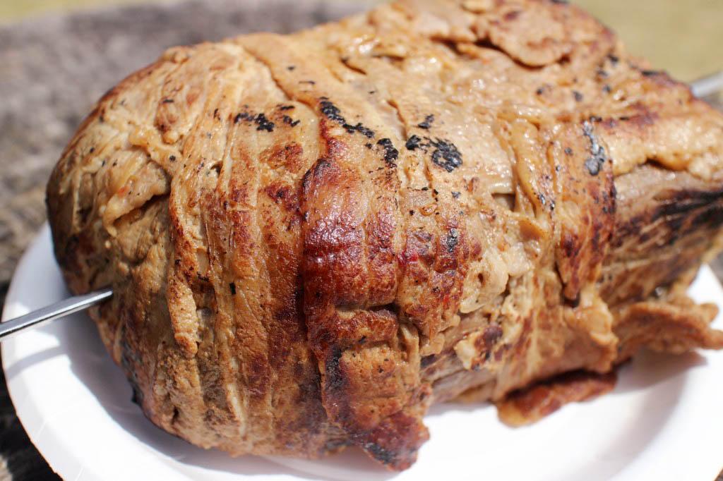 熊谷市新堀「道の駅かごはら」のマンガ肉(メガマックス)とその他肉