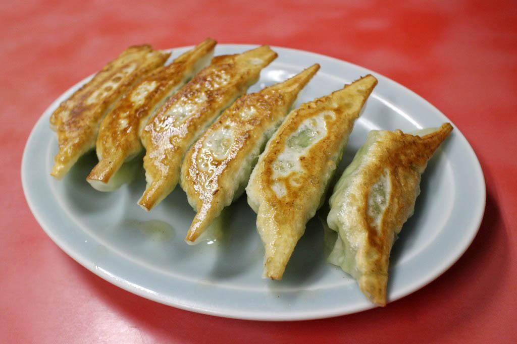 深谷市上柴町西3丁目「中華 一番」の親子丼と餃子と唐揚げ